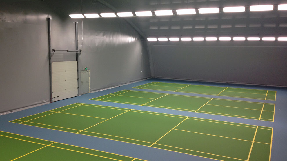 Tennishalli Lahti